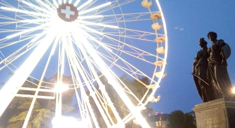 La roue de la chance