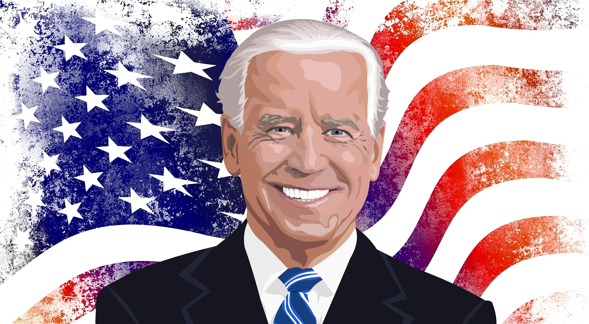 Trump Biden  President Usa Blablabla America  - cover