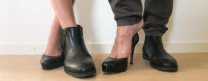 Se mettre dans les chaussures de l'autre