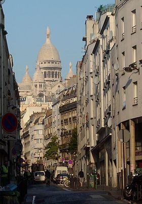 Enquête futée d'un Marocain à Paris