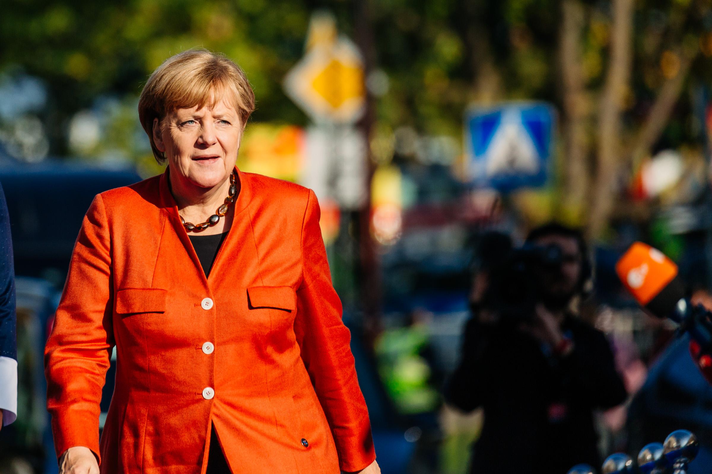 Angela Merkel, ou comment transformer une défaite en victoire