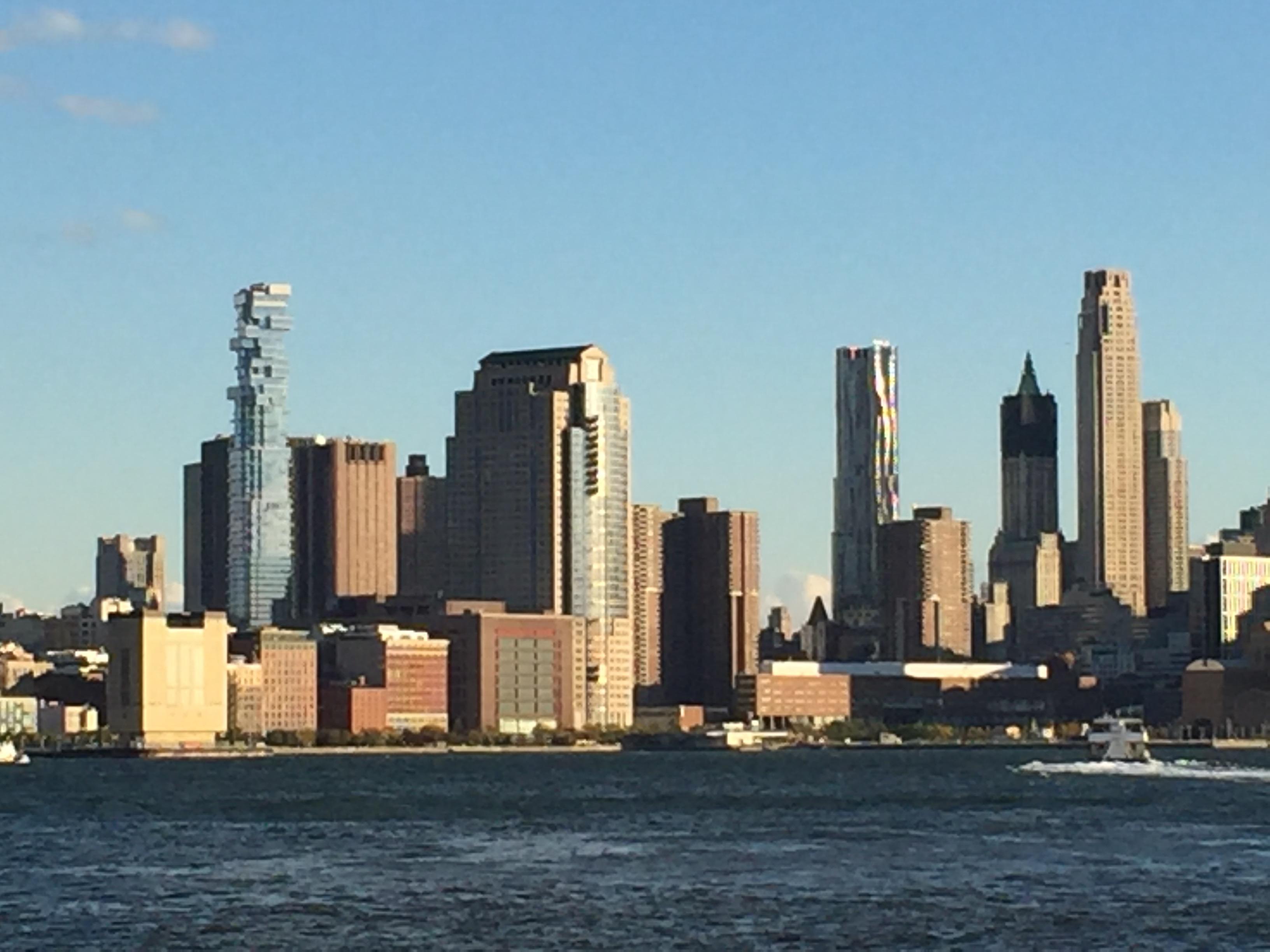 Les nouveaux totems du skyline new-yorkais