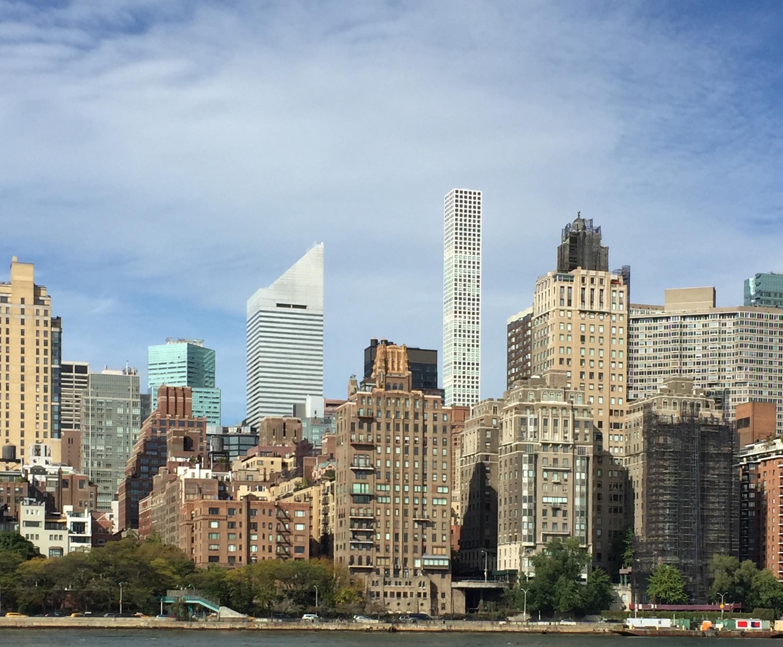 Les nouveaux totems du skyline new-yorkais (3)