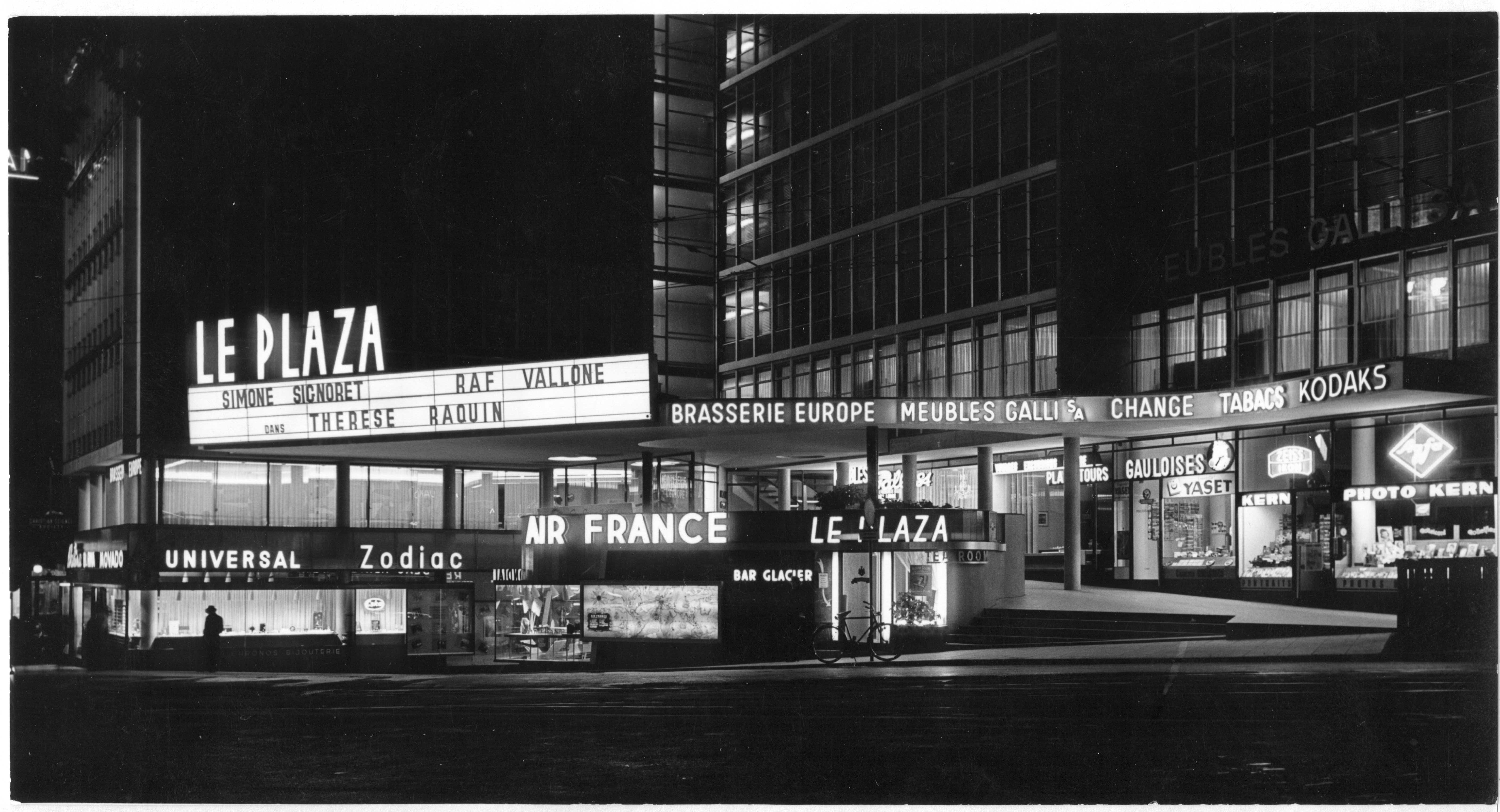 Il faut sauver le cinéma Plaza (2)