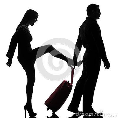 Un divorce peut-être, mais pas la fin!