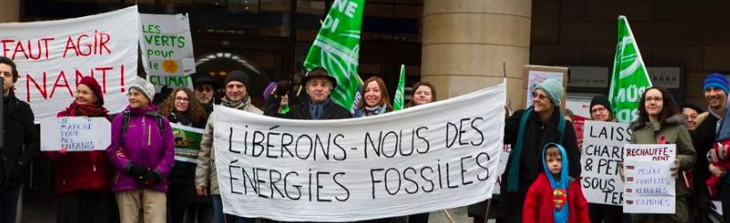 Climat : après la ratification de l'accord de Paris, le combat commence