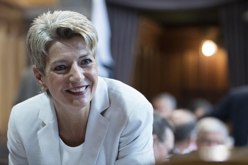 Un renouveau du Conseil fédéral bénéfique pour les relations Suisse-UE?