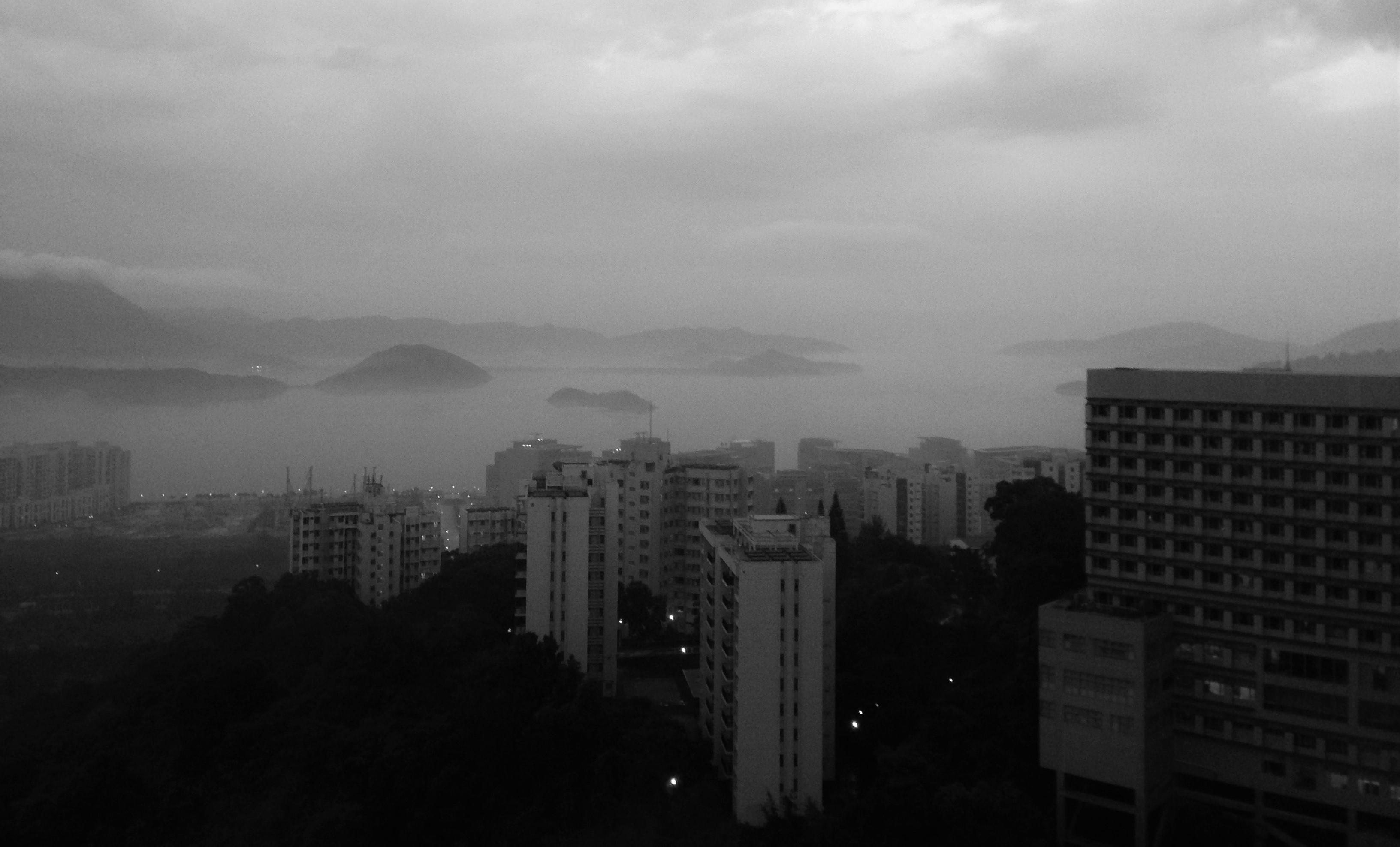 Hongkong, le déclin ?