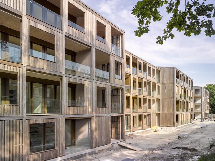 Les coopératives d'habitation : innovantes, durables, solidaires – la preuve par l'acte