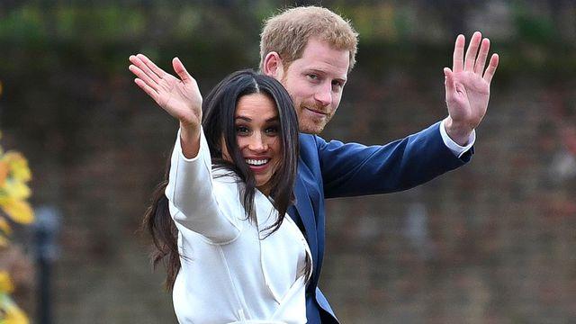 Harry, le mariage du siècle, sans contrat, sans filet