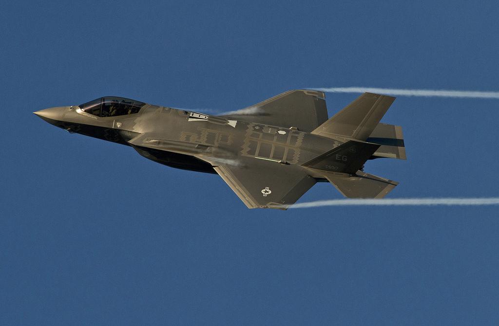 AIR2030: A la rencontre de Lockheed Martin et du F35 A Lightning II (5/5)
