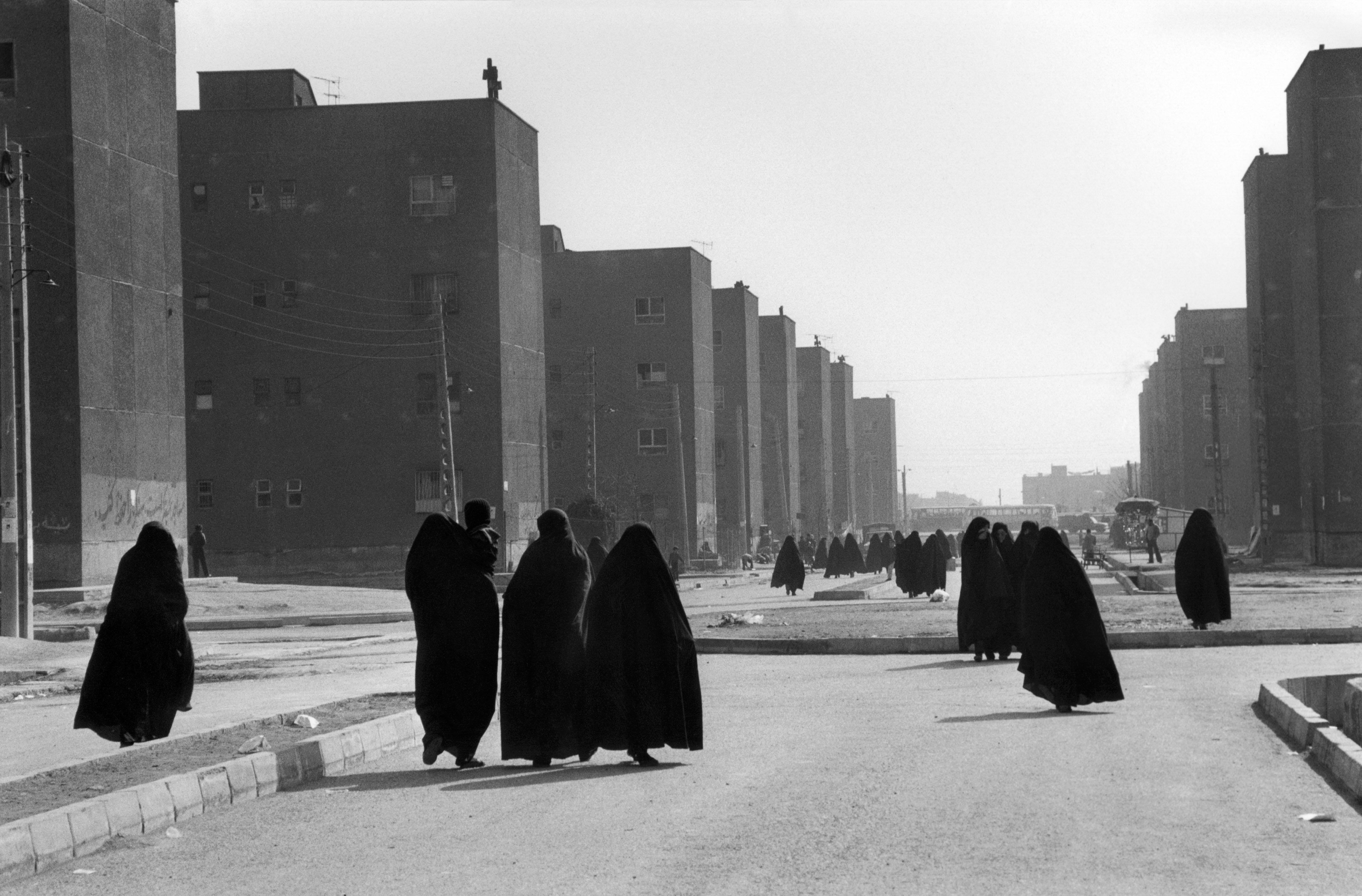 Téhéran, radiographie politique d'une ville en mutation