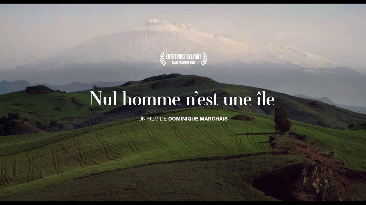 Nul homme n'est une île