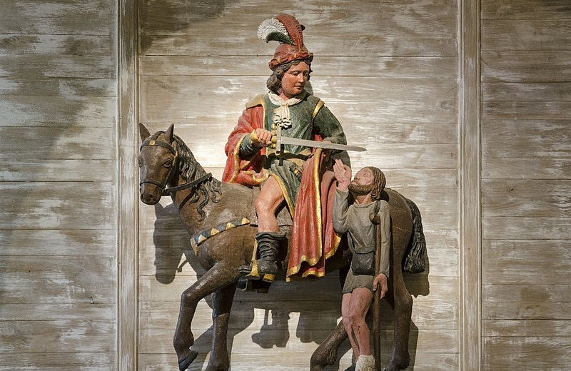 Saint Martin: de la cape à la chapelle