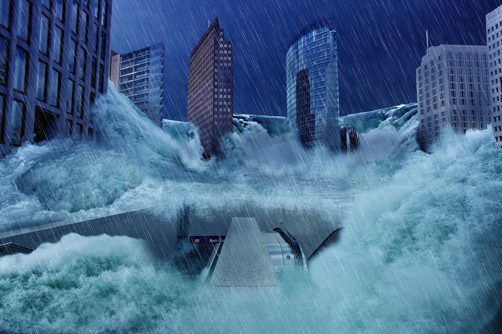 Inondations et sécheresses plus fortes à +2°C