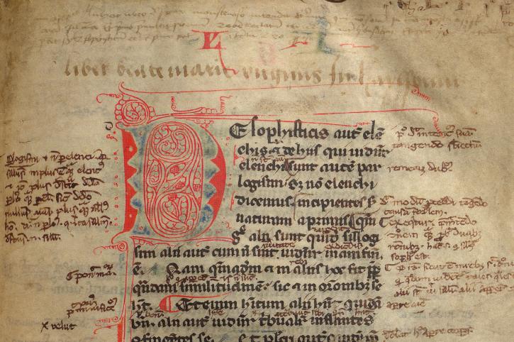 Pourquoi faire de la philosophie? Réponse d'un professeur du 14e siècle