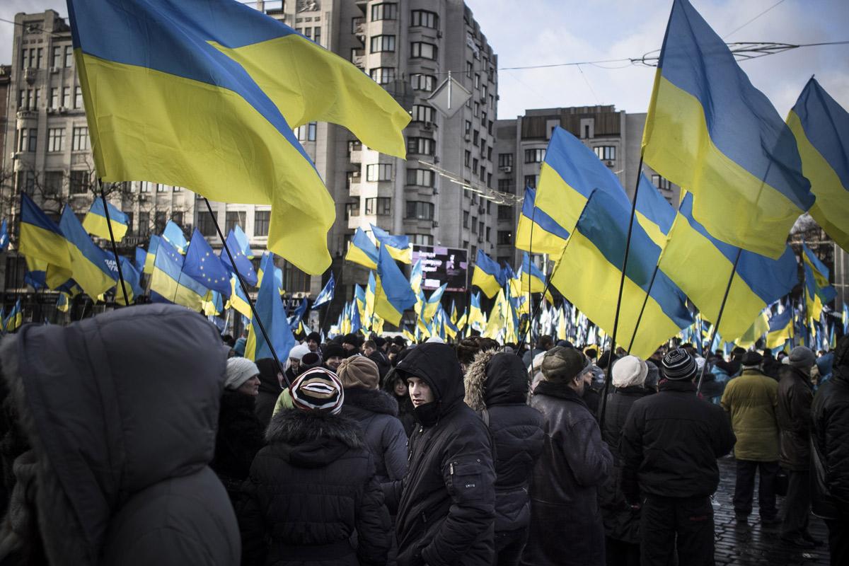 Notre démocratie à l'école du populisme ukrainien?