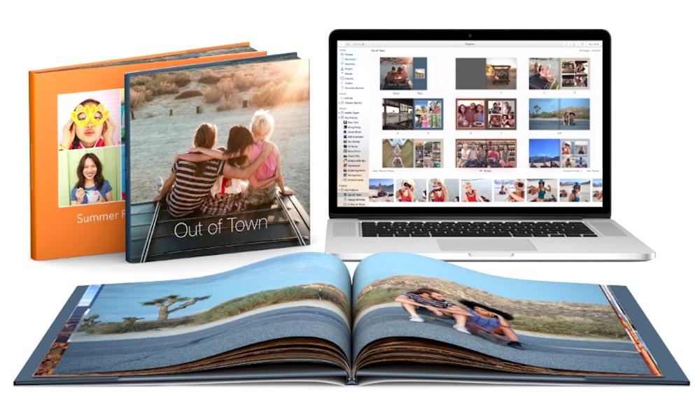 Apple n'offrira plus de service d'impression d'album photos dès le 1er octobre