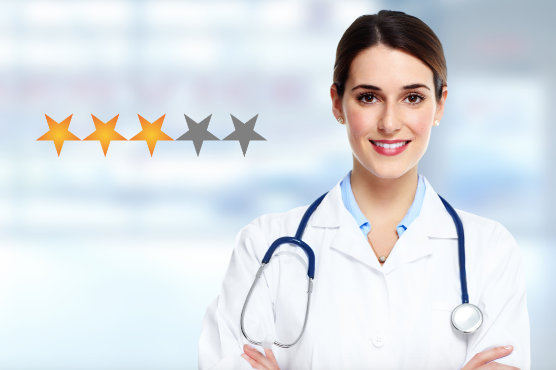 Des médecins évalués comme des hôtels?