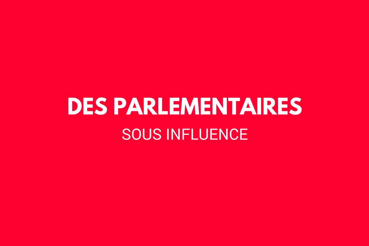 Les lobbies des caisses maladie payent mal les parlementaires, 1250 francs de l'heure