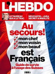 Affaire 'L'Hebdo' : vous avez dit pluralité ?