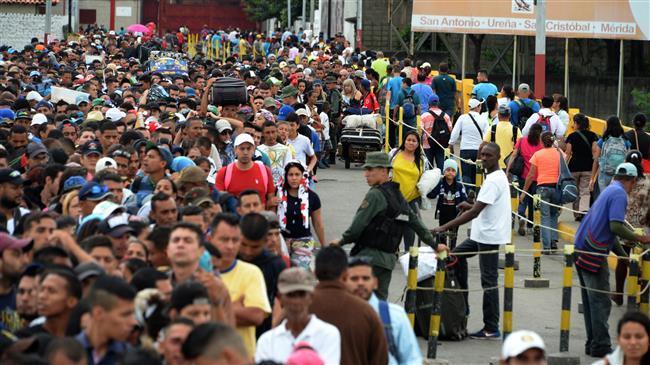 Le Venezuela se vide et provoque une crise migratoire sans précédent dans l'histoire récente de la région