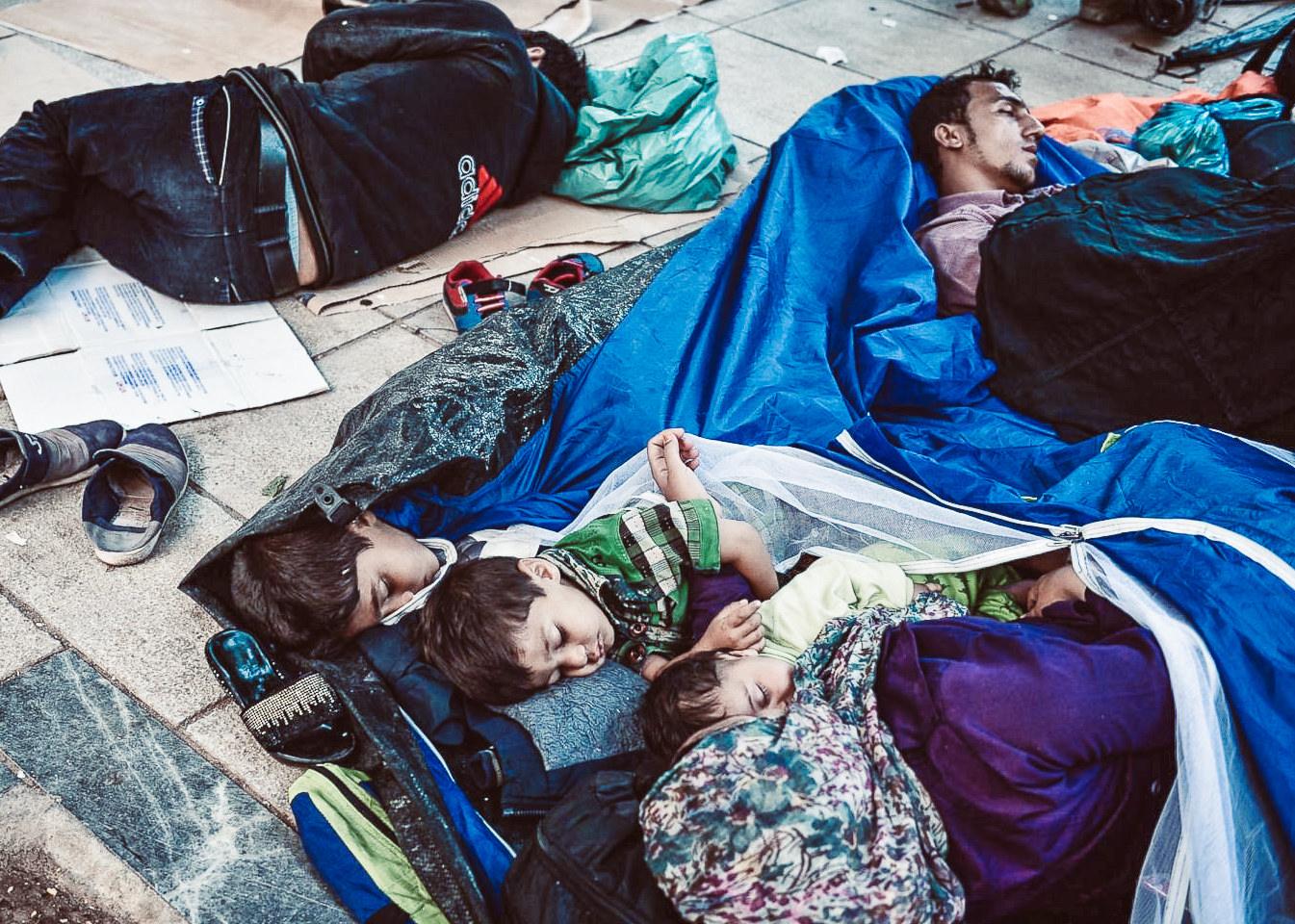 L'ONU suspend le renvoi scandaleux d'une famille syrienne yézidie vers la Grèce