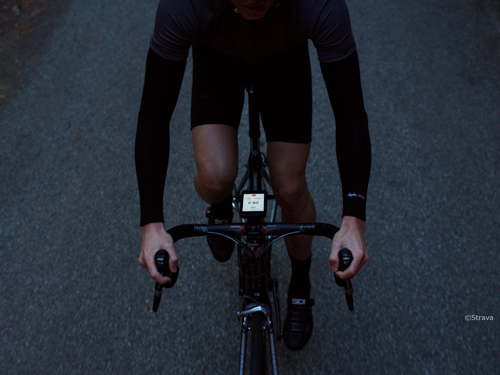Strava, le réseau social qui rend les cyclistes accros