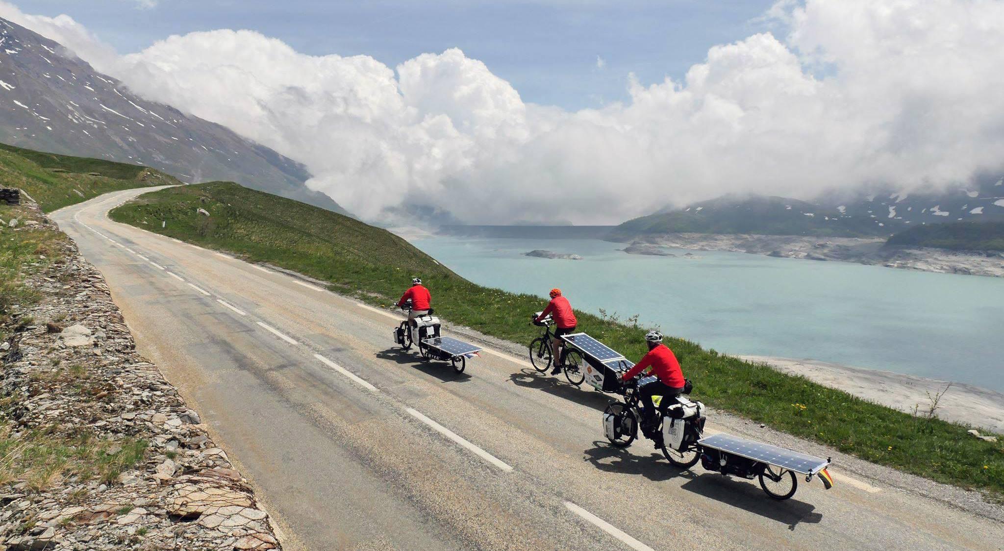 Bientôt des vélos solaires à Lausanne