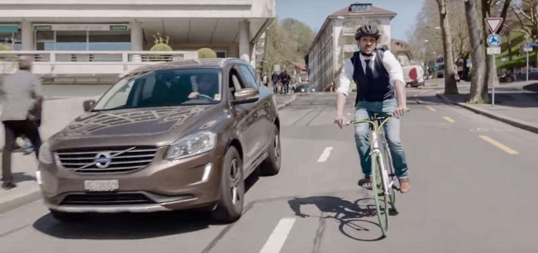 Campagne de prévention «Le Cycliste» : quand la SUVA et la police déraillent