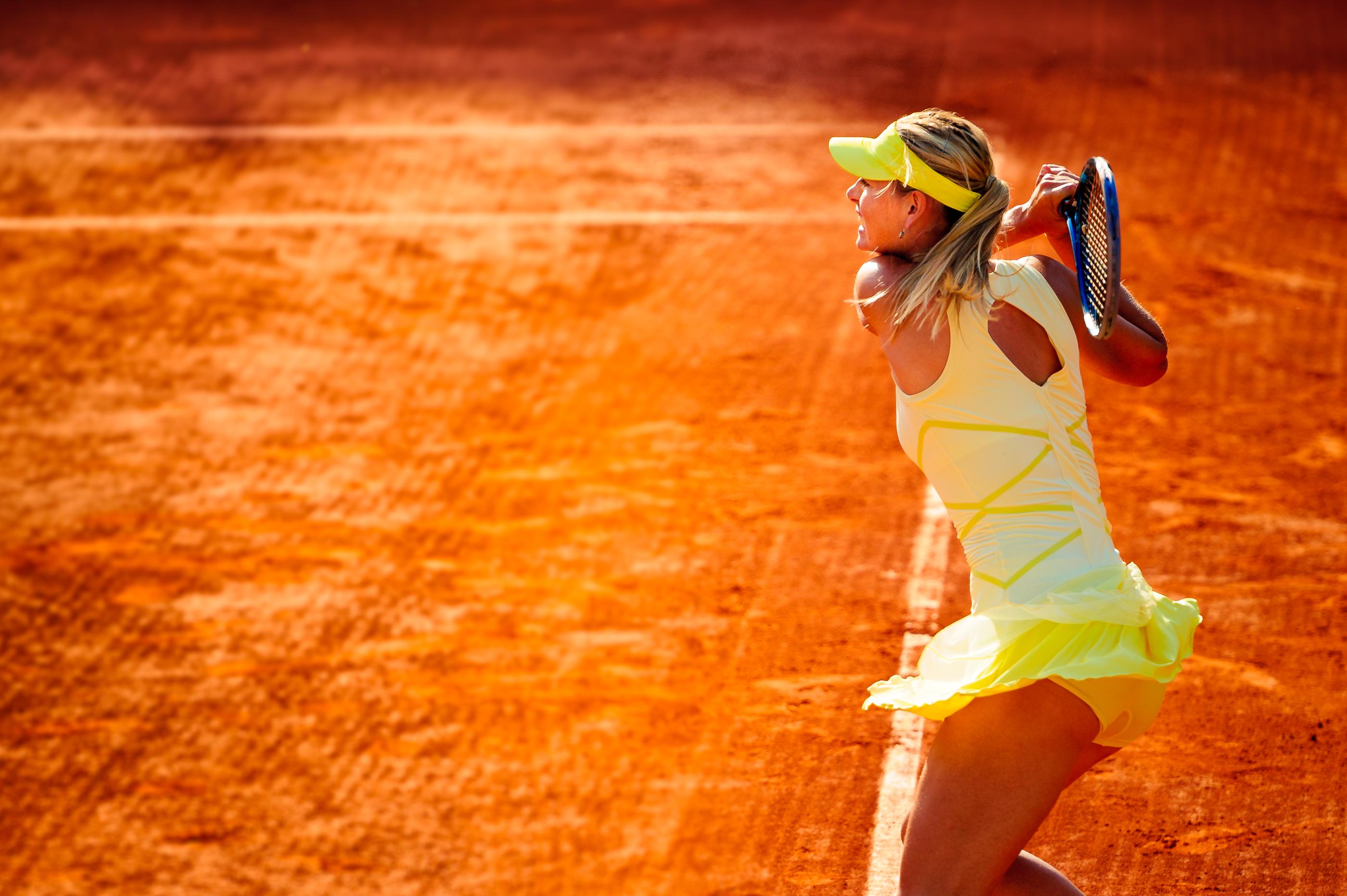 Maria Sharapova à Roland Garros, avec quelle légitimité?
