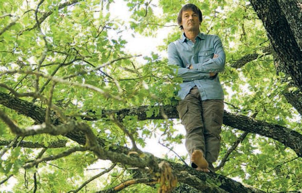 """Nicolas Hulot: """"Oui à une croissance sélective"""""""