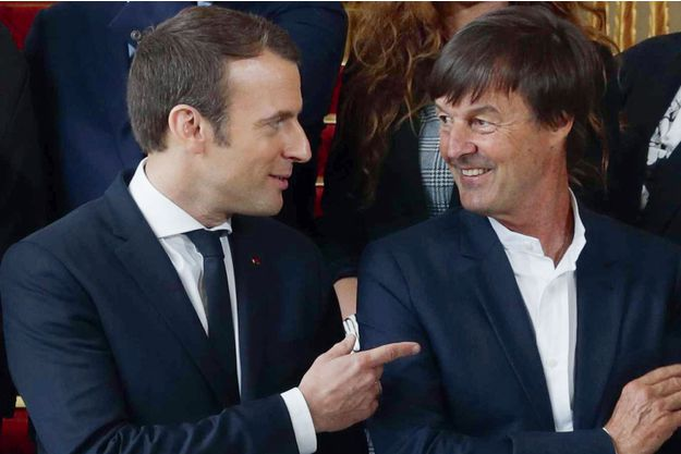 Emmanuel Macron-Nicolas Hulot: l'impossible rupture.
