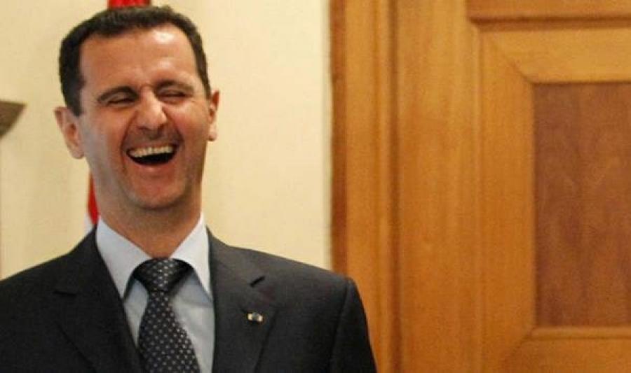 Moi Bashar al Assad, j'me marre !