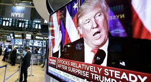 Un « effet Trump » sur l'économie ? Pas vraiment