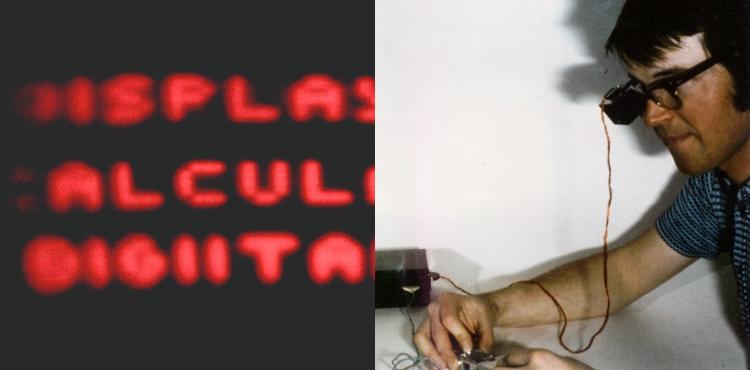 DILU, des lunettes de visualisation en 1972